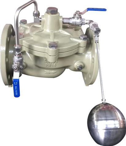 GC100X型遥控浮球阀