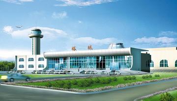 新疆塔城机场