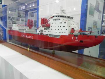 石油船模型