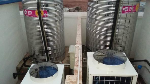 四川工地空气能热水器