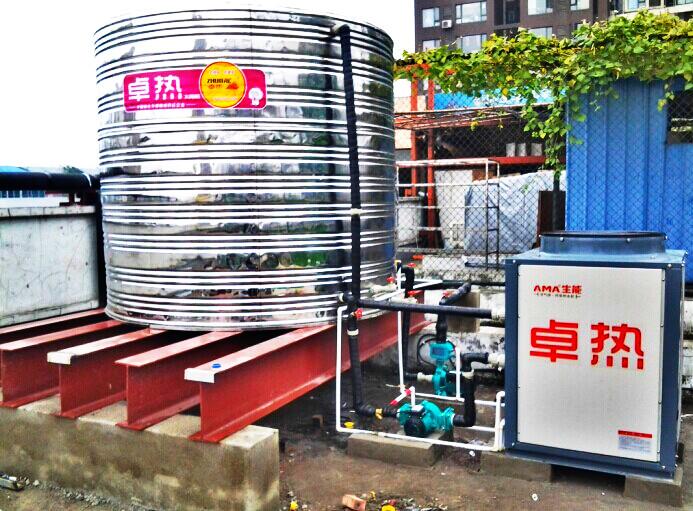 培训学校空气能热水器