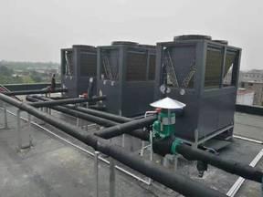 空气能热泵采暖制冷