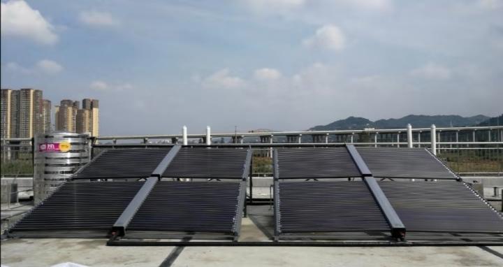 太阳能采暖,地暖