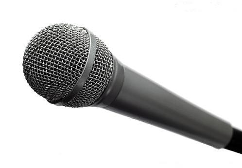 演出人声有线动圈话筒 舞台家用麦克风