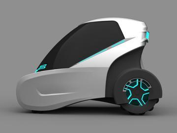 概念车模型