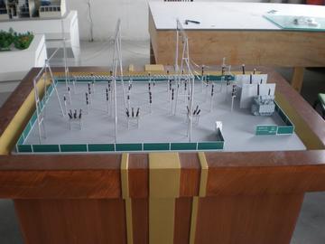 小型电站模型