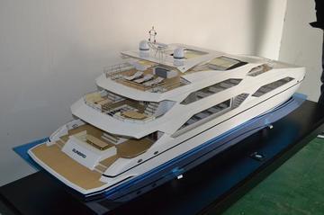 42尺-2米模型