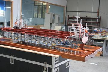 船舶管系结构