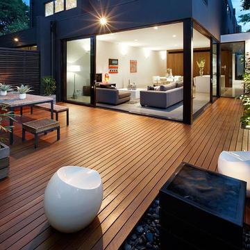 庭院防腐木整装