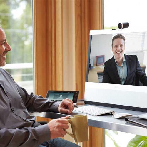 思科网真视频通信服务器