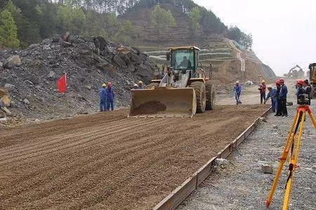 级配石工程