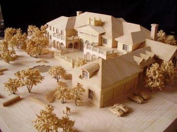 建筑模型制作公司浅谈建筑模型如何制作