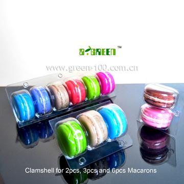 马卡龙吸塑包装 食品级材质