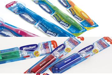 牙刷吸塑包装方案 可包装产品封装同步提供