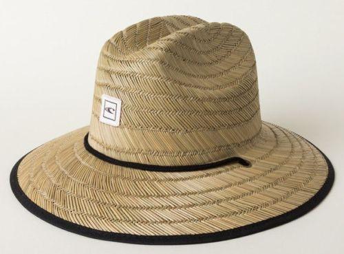 Straw Lifeguard Hat
