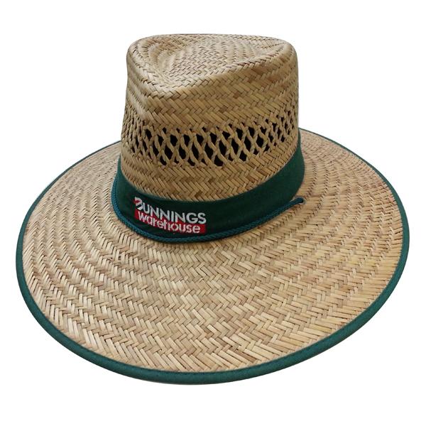 Custom Logo Lifeguard Straw Hat