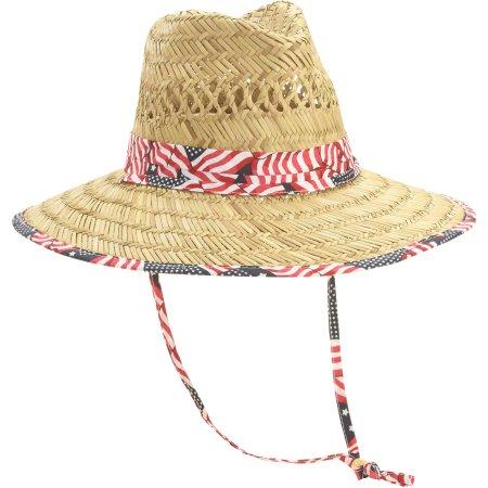 Lifeguard Americana Straw Hat