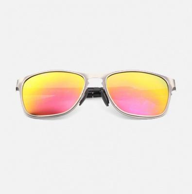 潮流防紫外线眼镜复古潮镜
