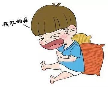 宝宝经常叫肚子疼痛是什么原因?