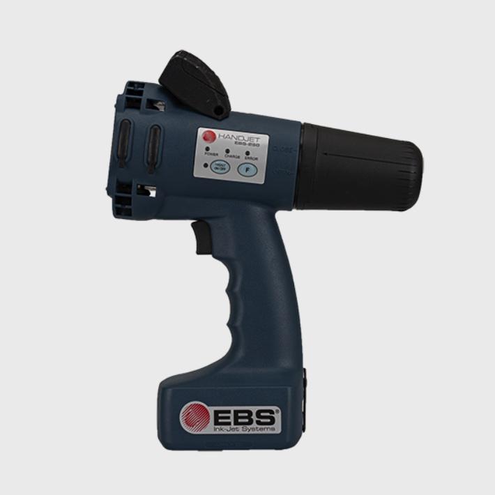 EBS250+手持喷码机(扫描喷码一体机)