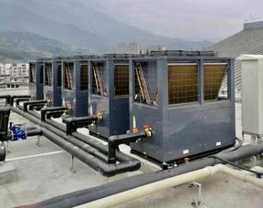 监狱空气源热泵热水器