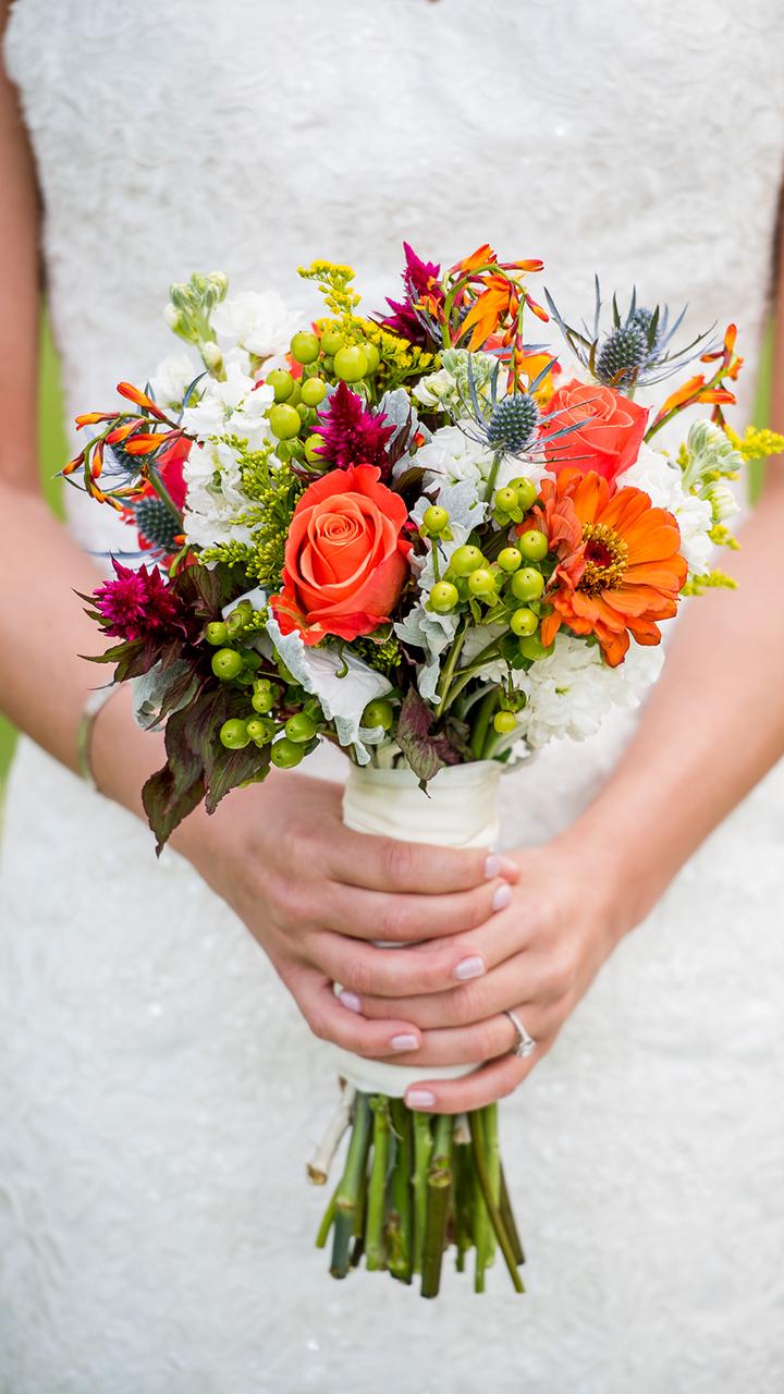 新娘捧花定制