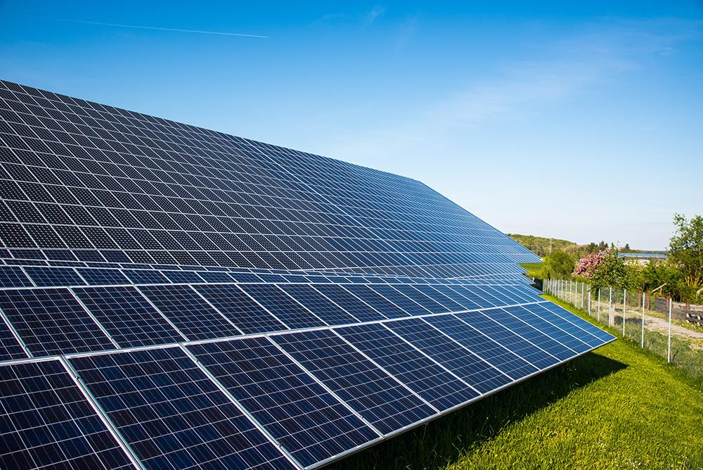 太阳能集中发电
