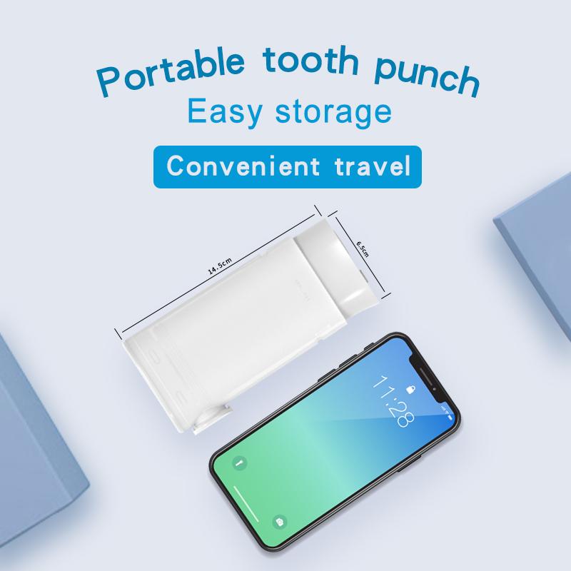 便携式冲牙器