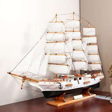 """不同""""帆""""享  打造无与伦比的船舶模型"""