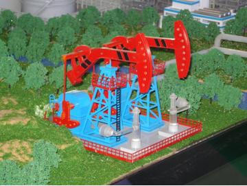 关于石油模型,你知道多少?