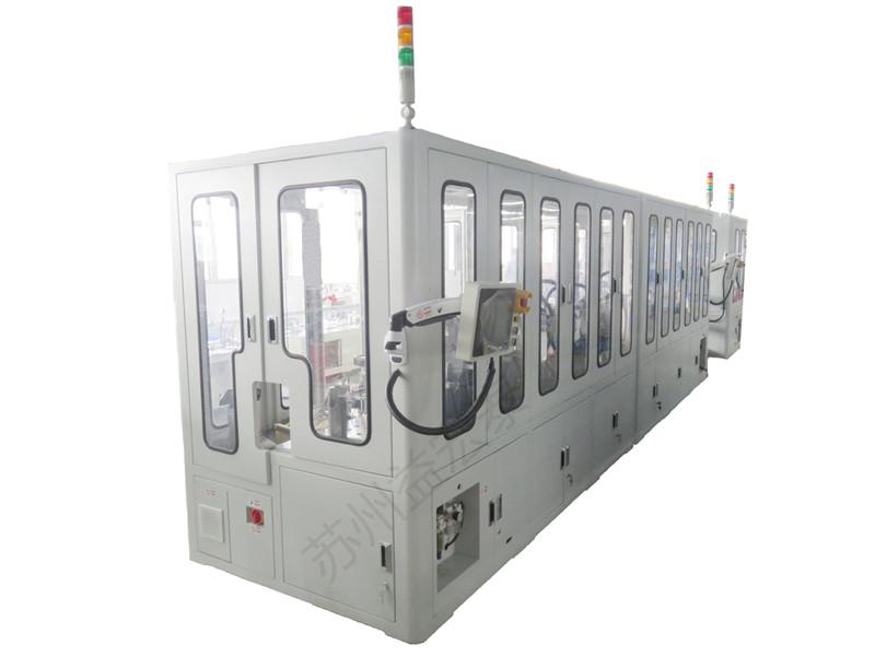 接线端子类自动组装设备