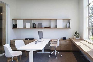办公室改造:办公室整体改造打造自己的办公室