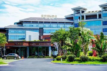高端商务必备 厦门荣誉国际酒店引进浩泽直饮净水器