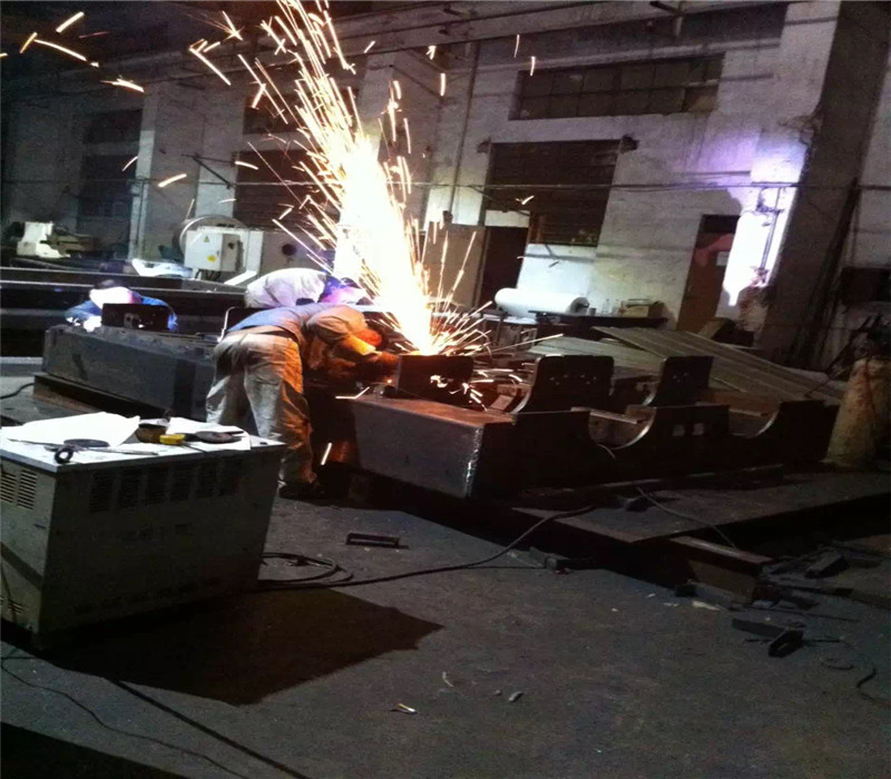 焊接车间展示