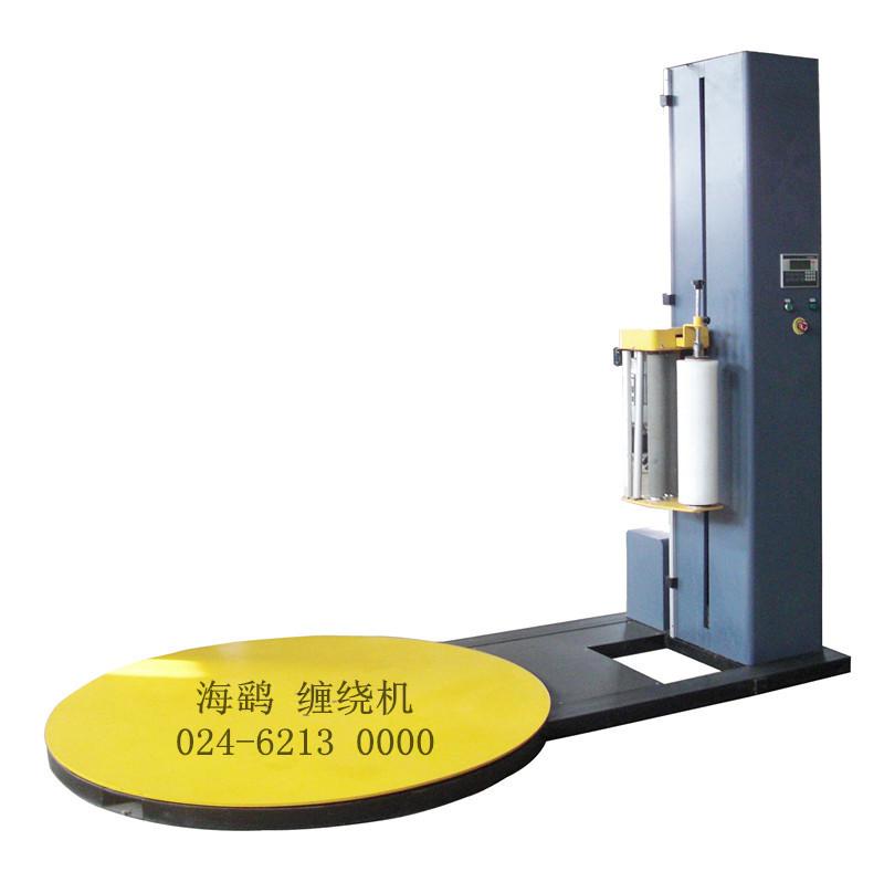 自动预拉薄膜缠绕机T1650F-L