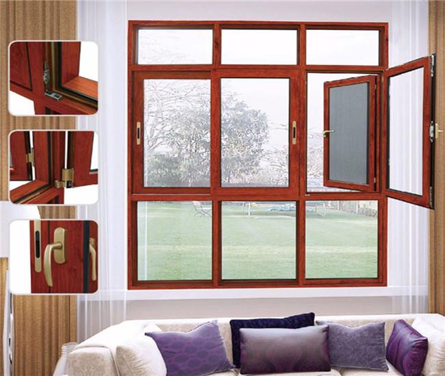 窗纱一体门窗