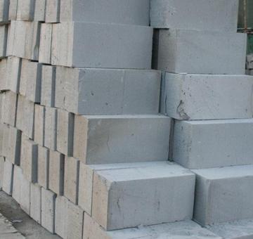 蒸压加气混凝土砌块的这些优点,你知道吗