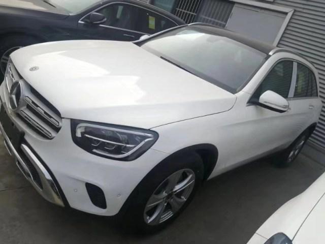 2019款 改款 GLC 260 4MATIC 轿跑SUV