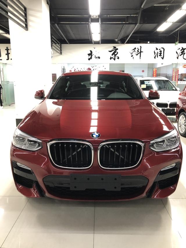 全新BMW X4