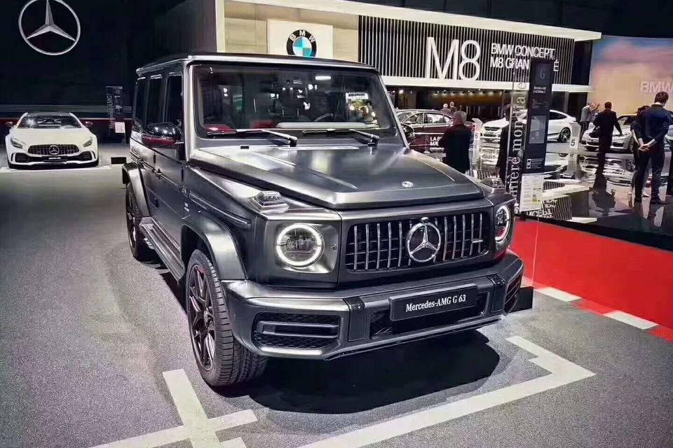 Benz g63 19