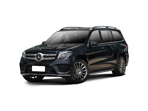 Benz GLS 2019 GLS 320 4matic collection