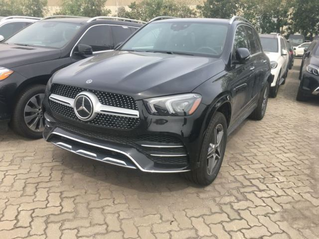 Mercedes Benz gle 2020 gle 350 4matic fashion