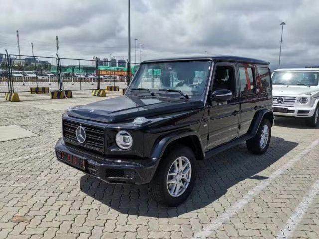 Benz G-class 2019 g 500