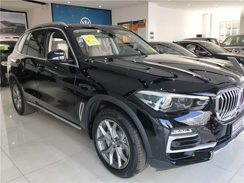 19 BMW X5