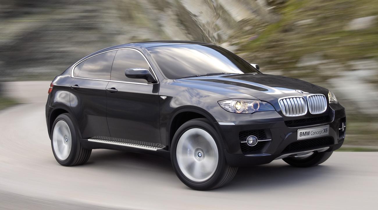 Brand new BMW X6