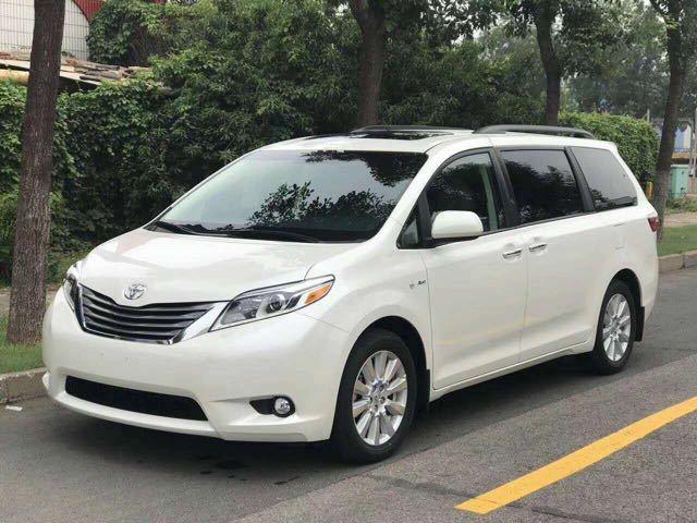 SANA 2019 3.5L 4-drive Ltd 7-seat plus version top configuration