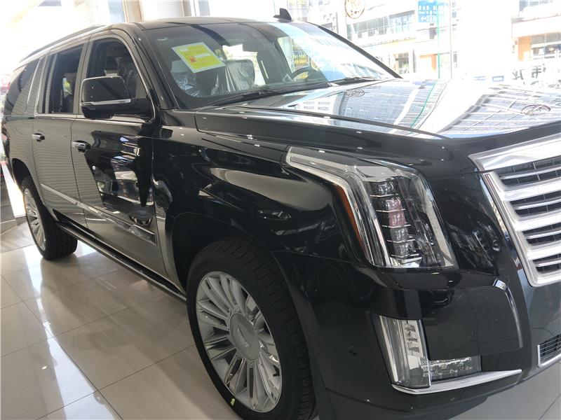 American Standard 18 and 19 Cadillac carred platinum platinum platinum ESV extension