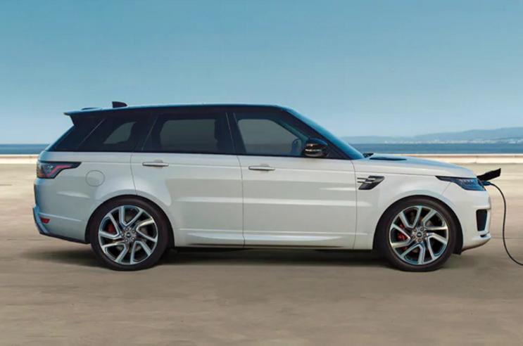 Range Rover Sport new energy