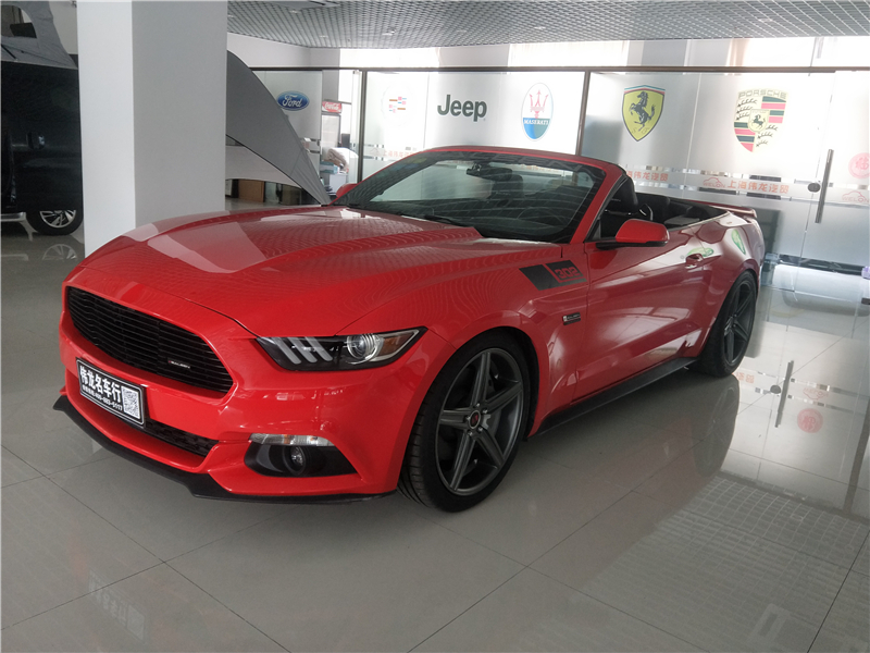 Sarin Mustang 2.0T