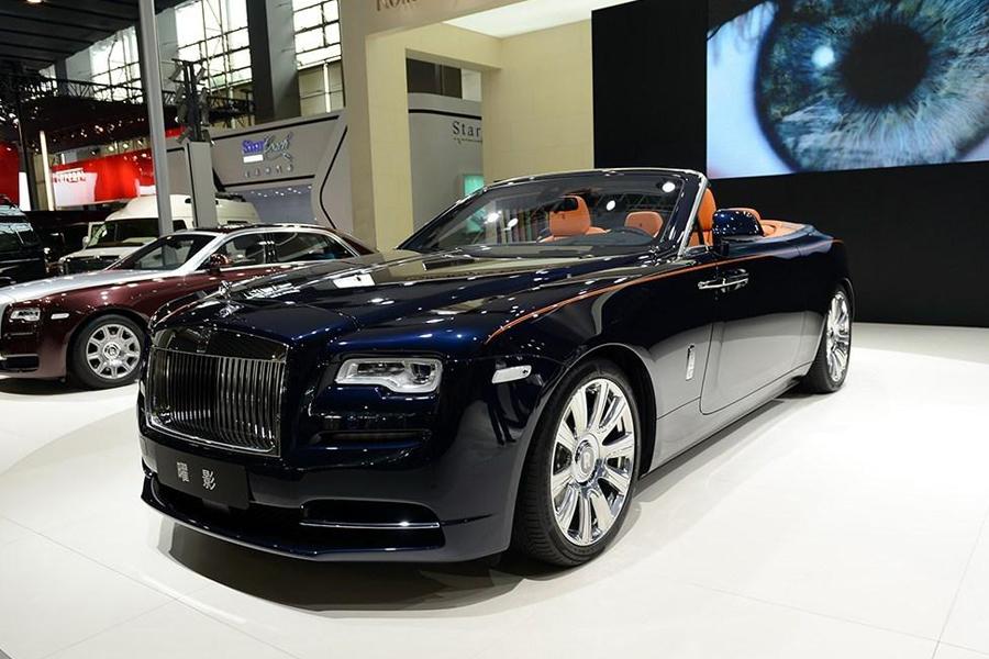 Rolls Royce Yaoying 19 models 6.6t